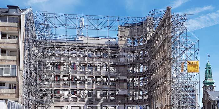 Fassadensicherungen