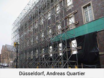 Düsseldorf, Andreas Quartier
