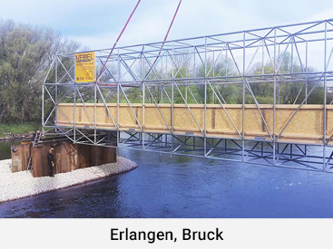 Erlangen, Bruck