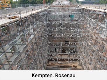 Kempten, Rosenau