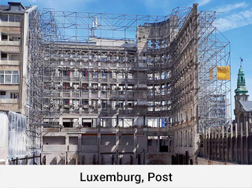Luxemburg, Post
