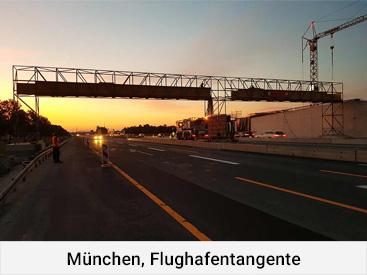 München, Flughafentangente