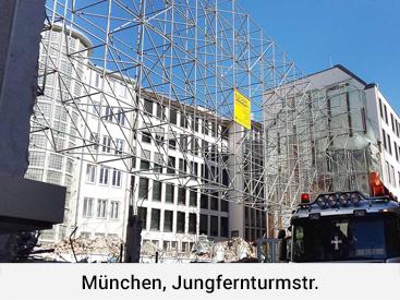 München, Jungfernturmstr.
