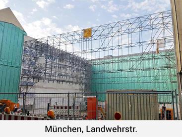 München, Landwehrstr.