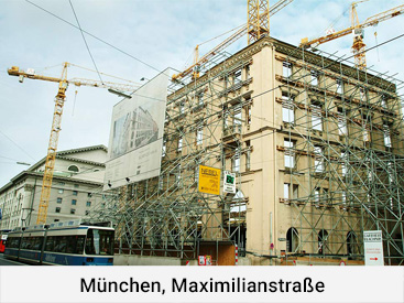 München, Maximilianstraße