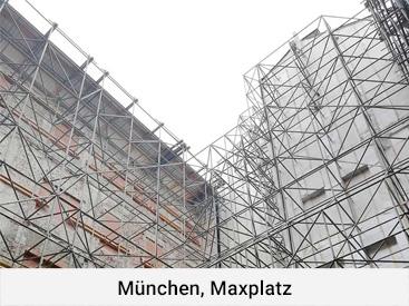 München, Maxplatz