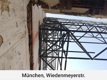 München, Wiedenmeyerstr.