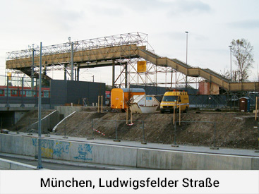 München, Ludwigsfelder Straße