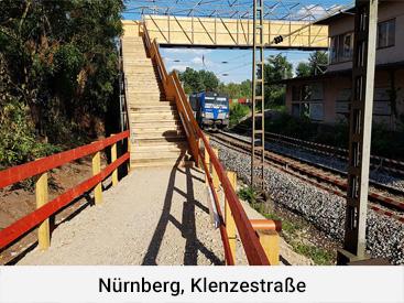 Nürnberg, Klenzestraße