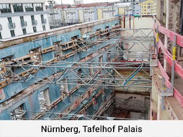 Nürnberg, Tafelhof Palais