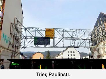 Trier, Paulinstr.